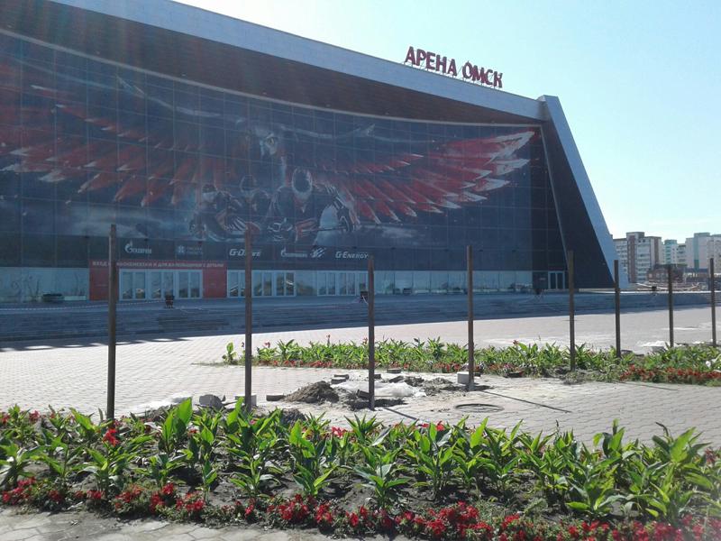 Бурков назвал «Арену Омск» имиджевым проектом #Политика #Омск