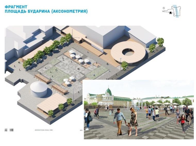 Наместе котлована вцентре Омска планируют построить экстрим-парк «Яма»