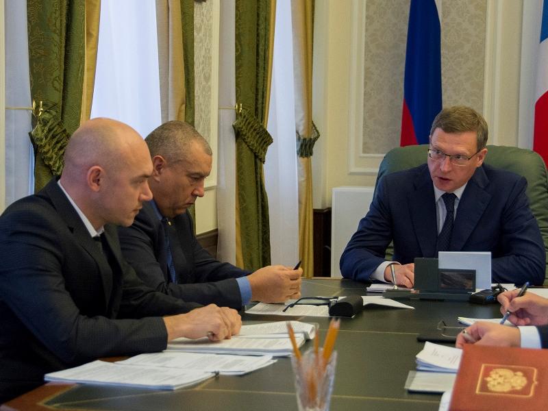 Фролову дали 3 месяца для решения проблемы «брошенных» домов вОмске