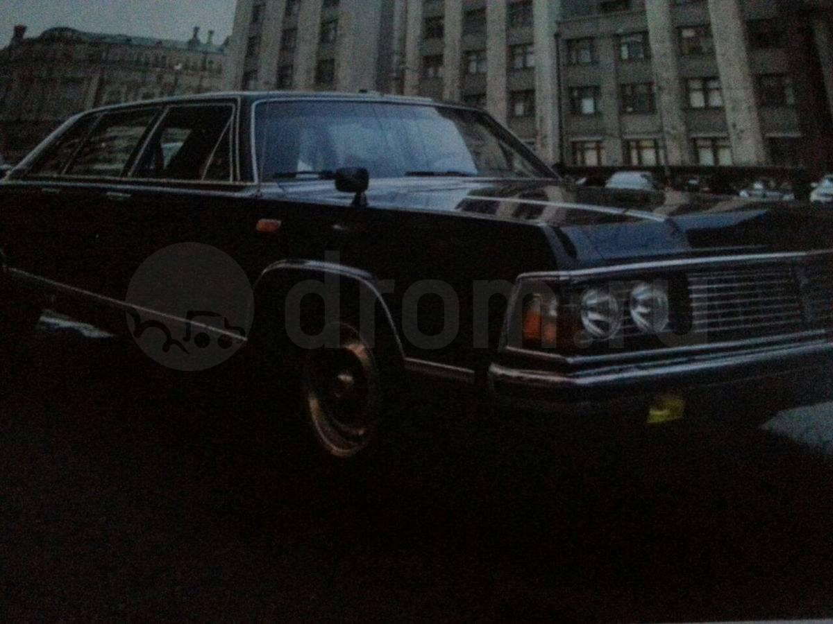 В Омске продают «ГАЗ Чайка» 1986 года за 40 тысяч долларов