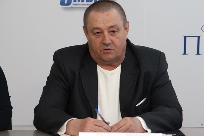 Ушел изжизни заместитель омского департамента культуры Владимир Демченко