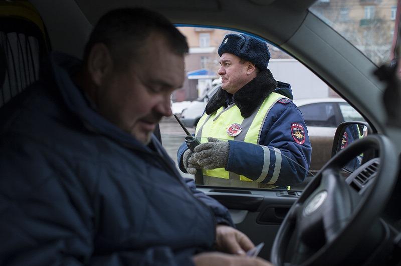 Во время рейда «Трезвость» в Омске остановили 34 пьяных водителя