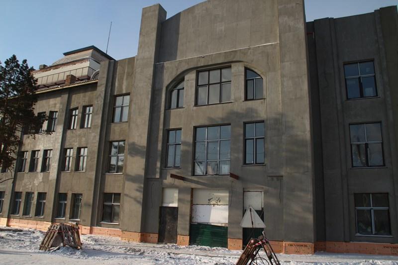 Омская «Галерка» осталась без подрядчика назавершающем этапе реконструкции