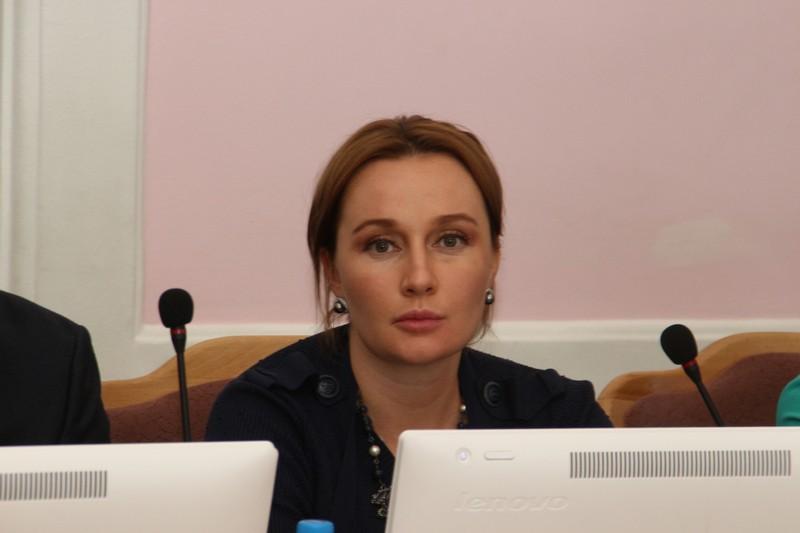 Депутата горсовета Горностаеву исключили из политсовета «Единой России» #Омск #Политика #Сегодня