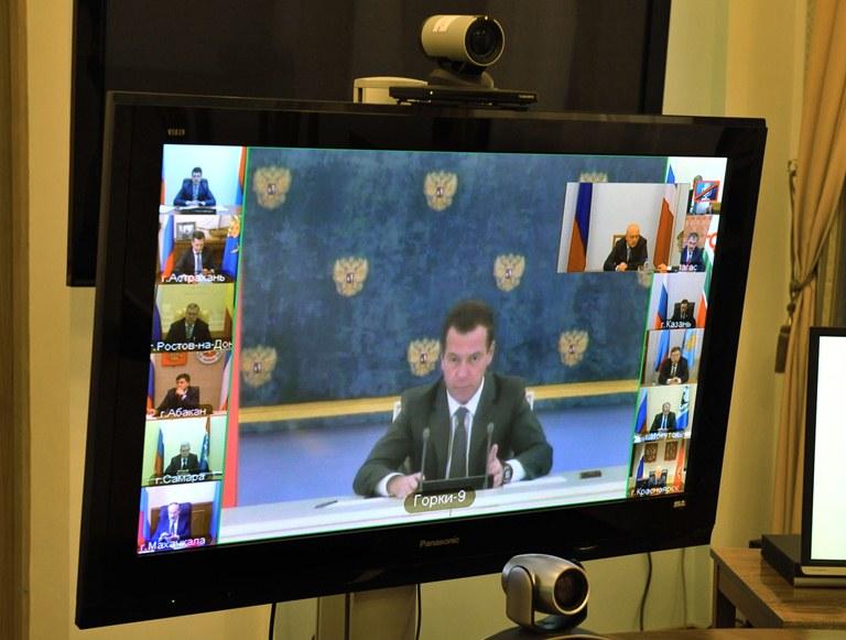 Медведев снизил прожиточный минимум на 67 рублей