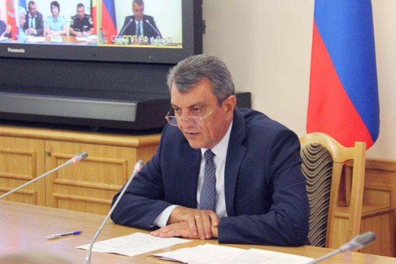 Меняйло озабочен выборами в Омской области