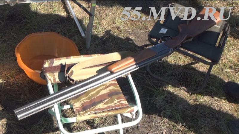 Омские охотники настреляли косуль на миллион рублей