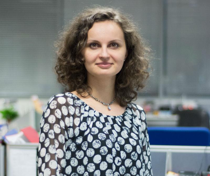 Директором департамента информационной политики омской администрации назначена Олеся Потапова