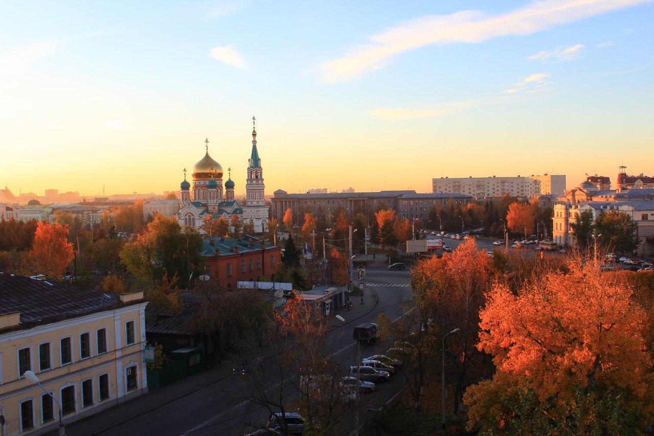 Синоптики обещают Омску бабье лето
