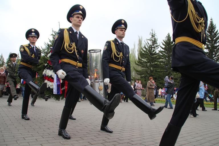 Омский Вечный огонь обещали включать на17 дней вгоду