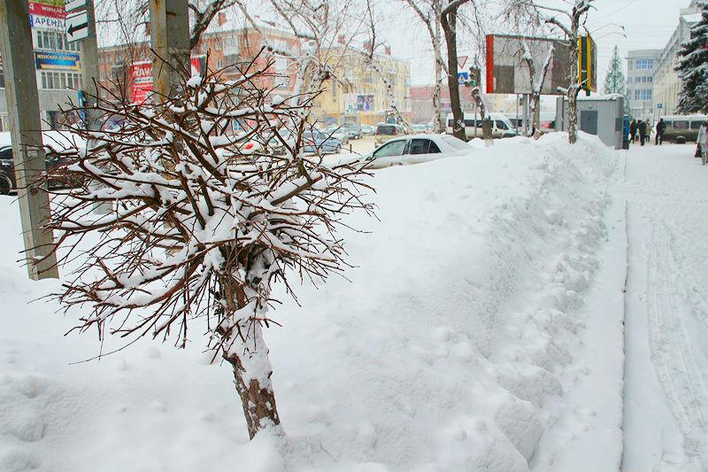 Омичей ждут почти 40-градусные морозы