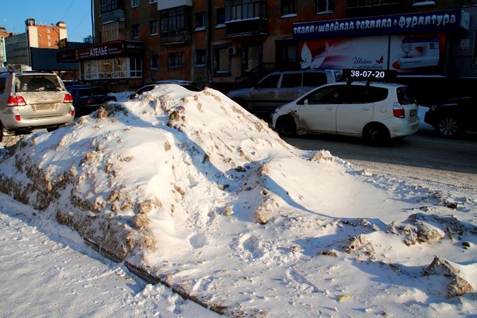 Запасы воды вомском снеге превышают норму вдва споловиной раза
