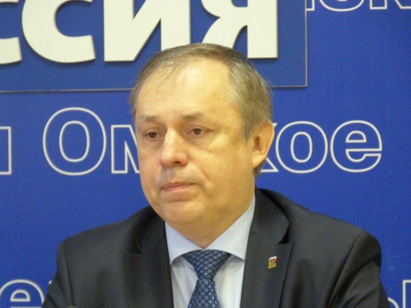 Омские единороссы считают, что пенсионная реформа не повлияла на рейтинг партии #Политика #Омск