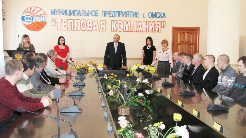 «Тепловой компании» заложат в тариф похороны работников? #Новости #Общество #Омск