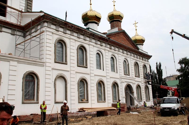 Воскресенский собор Омска станет музеем-храмом