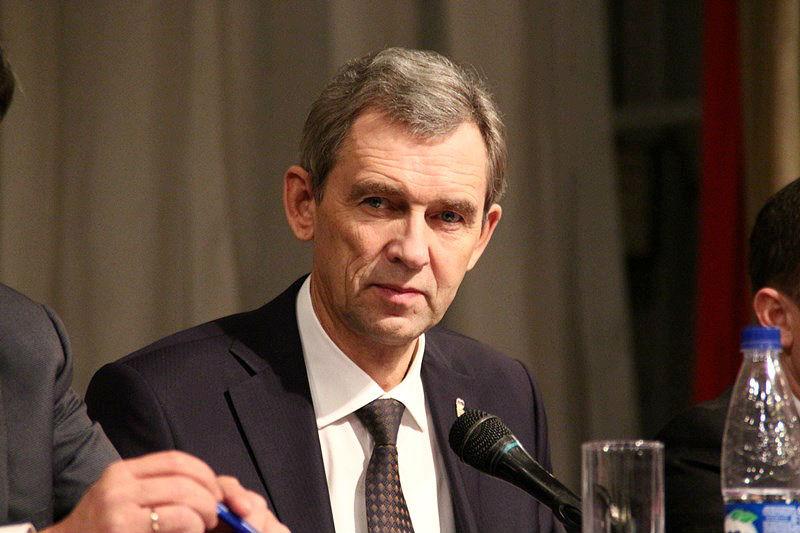 Избран новый секретарь Омского отделения «Единой России»