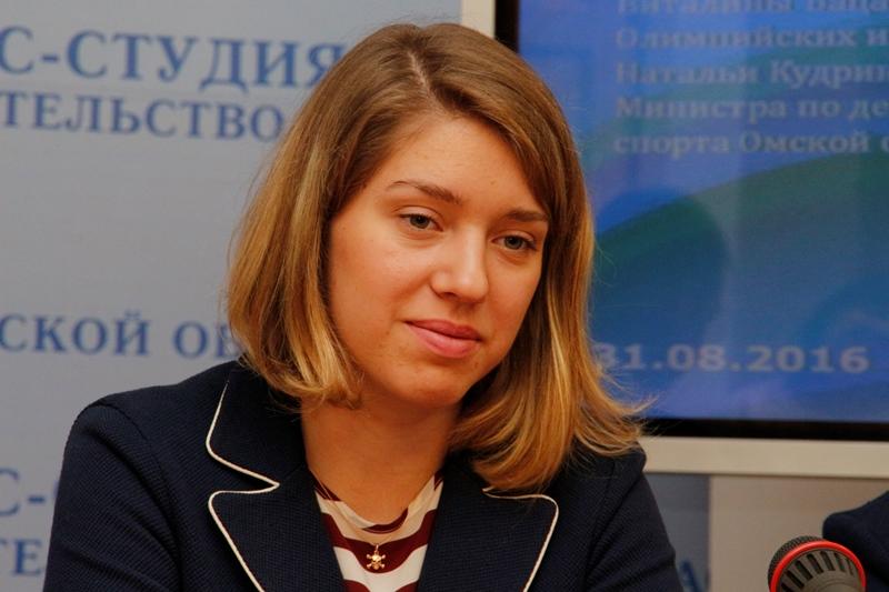 Омские призеры Олимпиады получили отгубернатора медали «300 лет Омску»