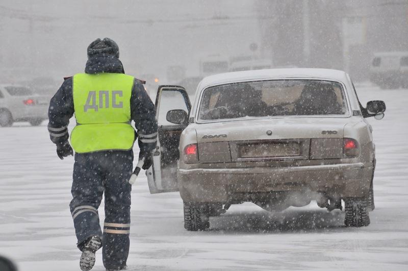 Полицейские остановили в праздничные дни 38 пьяных водителей
