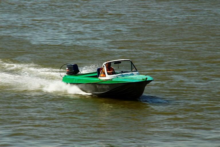 лодка для иртыша