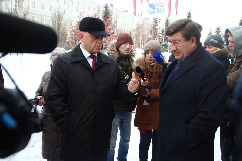 Назаров заявил, что Двораковский не выполнил свои предвыборные обещания
