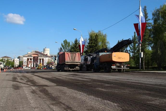 Из-за ремонта в Омске на сутки перекрывают улицу Интернациональную