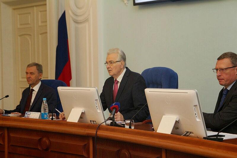 Варнавский недоволен, что депутаты ЗС прогуливают заседания #Политика #Омск