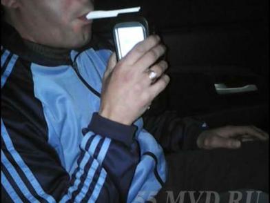 Завтра по всей Омской области будут ловить пьяных водителей
