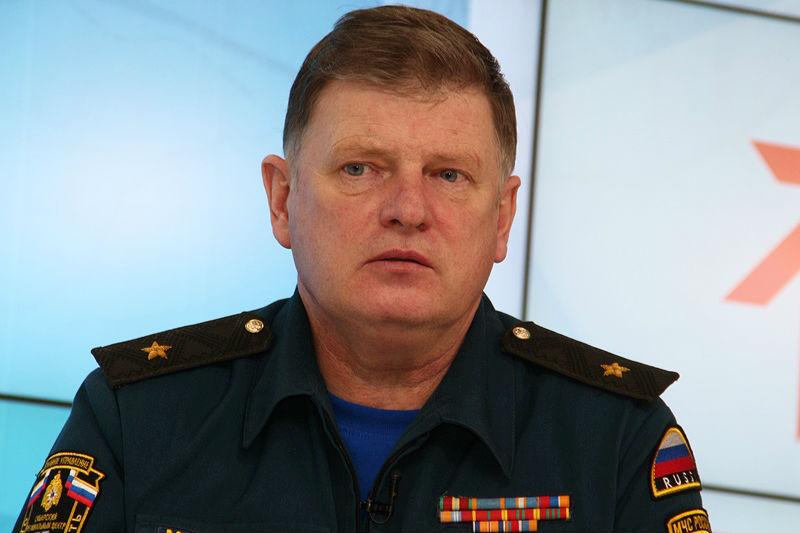 Заработок руководителя омского МЧС Корбута снизился на150 тыс.
