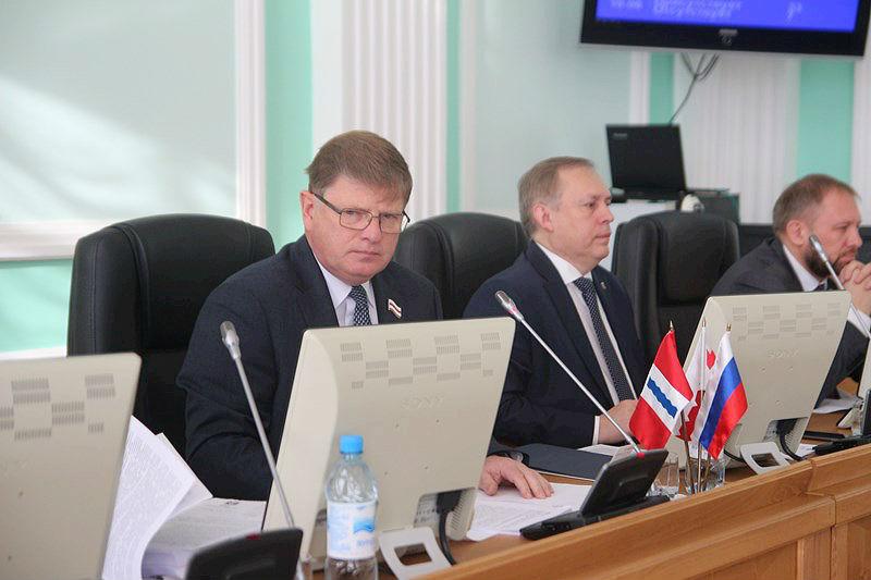 В Омске начинают рассматривать стратегию развития города до 2030 года #Политика #Омск
