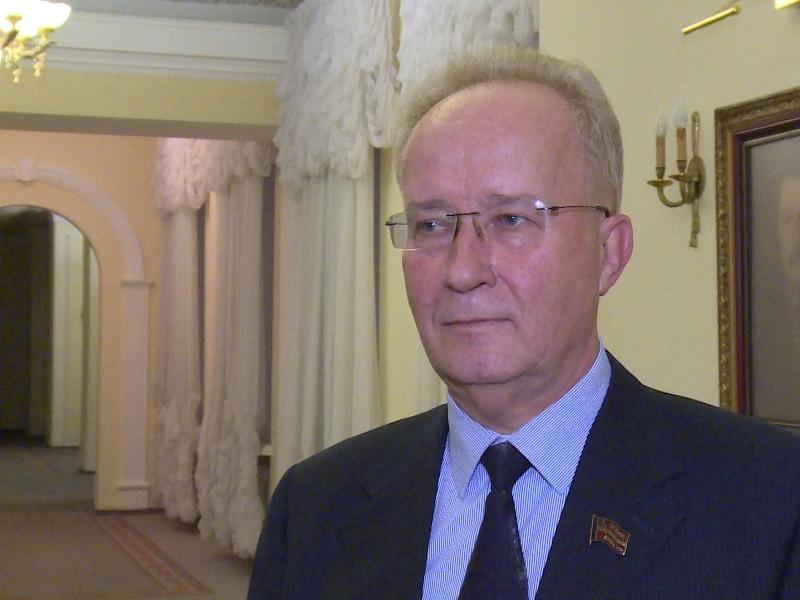 Бурков сКравцом обсудили празднование 100-летии Октябрьской революции вОмске