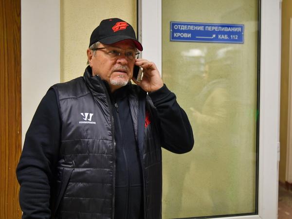 Нападающий «Авангарда» Николай Лемтюгов все еще находится вреанимации