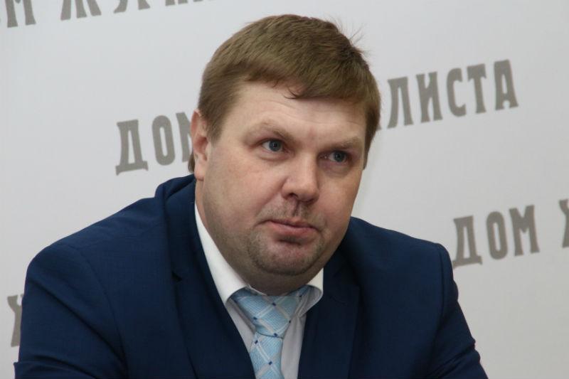 Начальник фонда капремонта Рудюк увольняется пособственному желанию