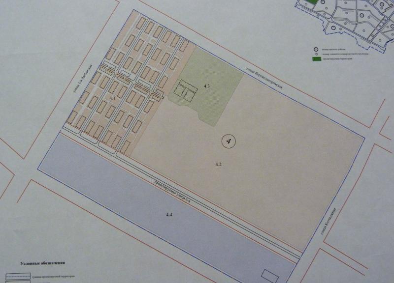 В «Рябиновке» будут строить 9-этажные дома