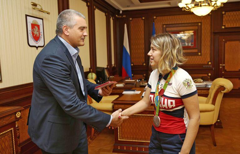Призер Олимпиады Бацарашкина служит вНацгвардии Российской Федерации