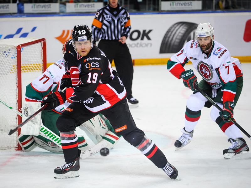 Игры хоккейного клуба «АкБарс» покажут наэкране «Казань Арены»