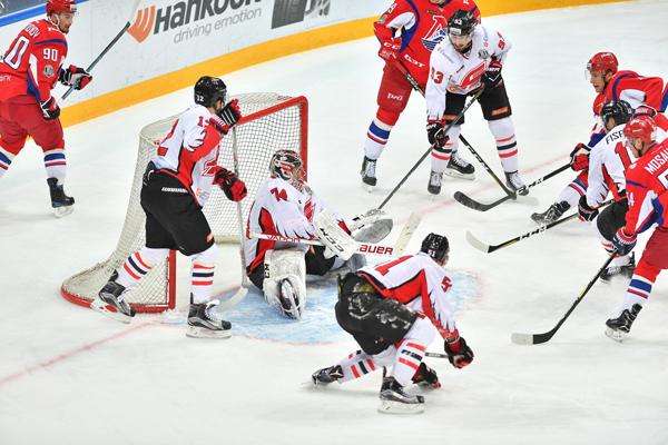 Два матча проведет нижегородское «Торпедо» вЯрославле врамках турнира команд КХЛ