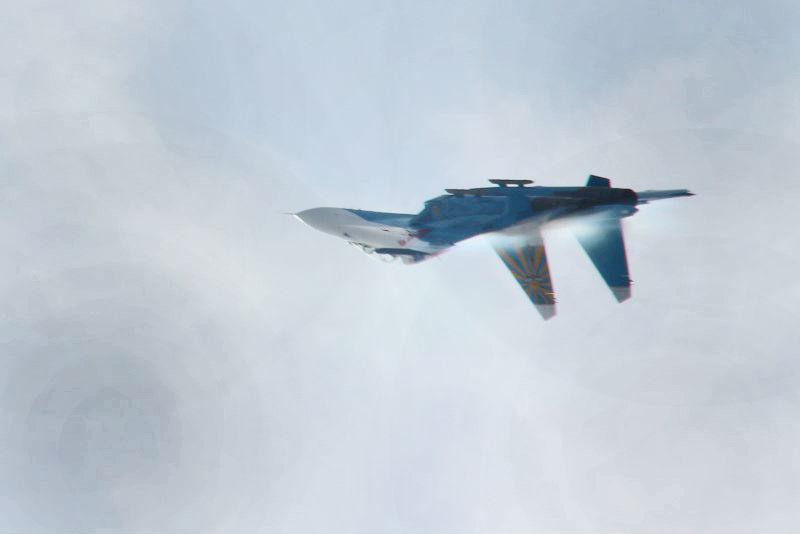 Российский истребитель упал с «Адмирала Кузнецова» при посадке