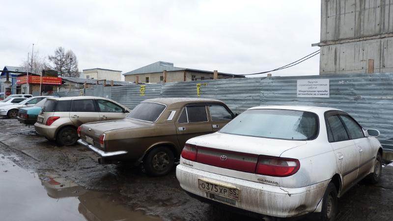 Треть новосибирцев предпочитают автомобили серого цвета