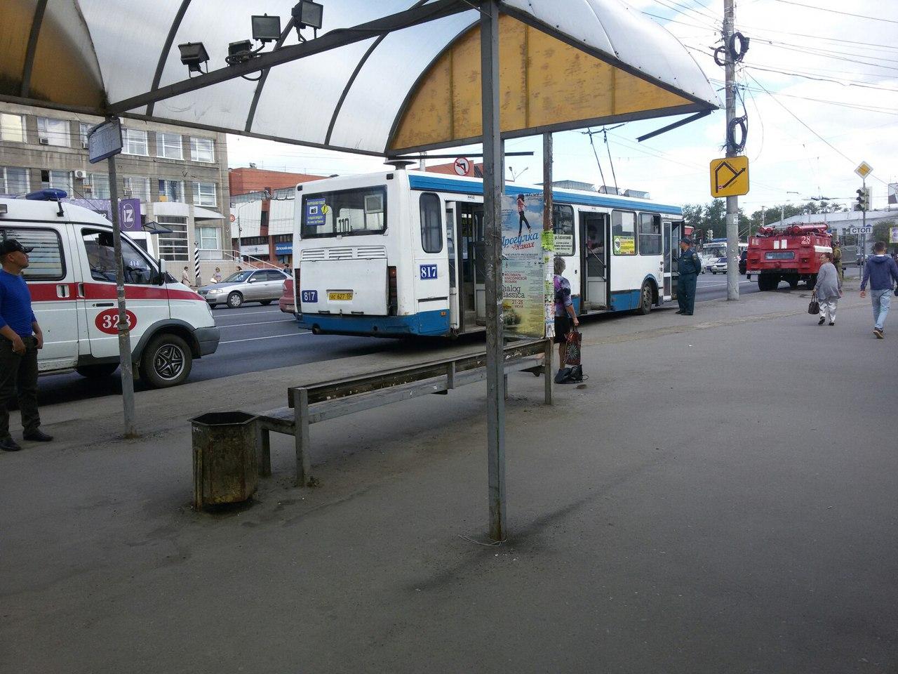 С Московки на ж/д вокзал хотят пустить новый автобус