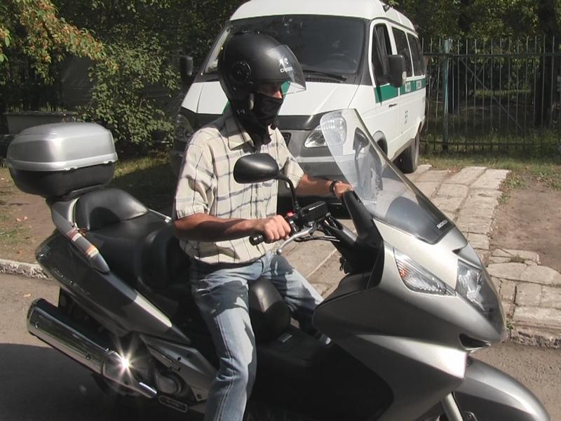 Омич оплатил 50 тыс., чтобы закончить мотосезон на«коне»