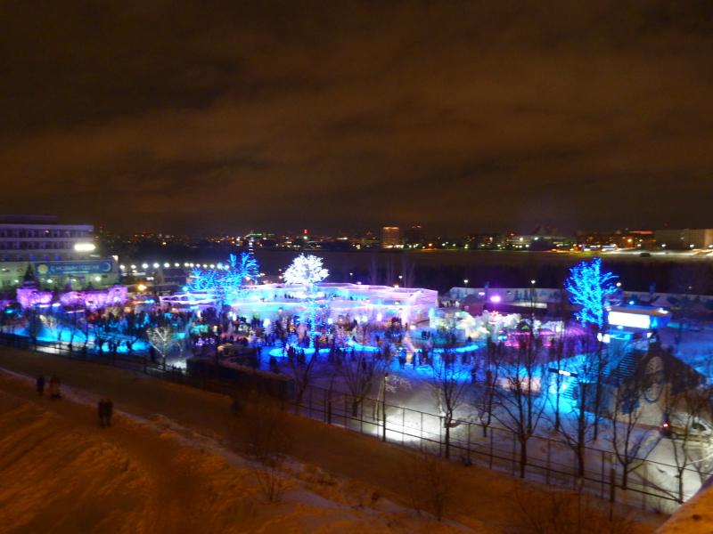 Откроется ли сегодня в Омске сказочный ледовый городок «Беловодье»?