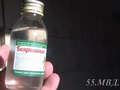 В Омске изъяли 383 тысячи флаконов боярышника и шиповника  [ФОТО]