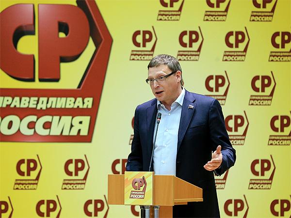 Бурков поедет выбирать нового лидера «Справедливой России» #Омск #Политика #Сегодня