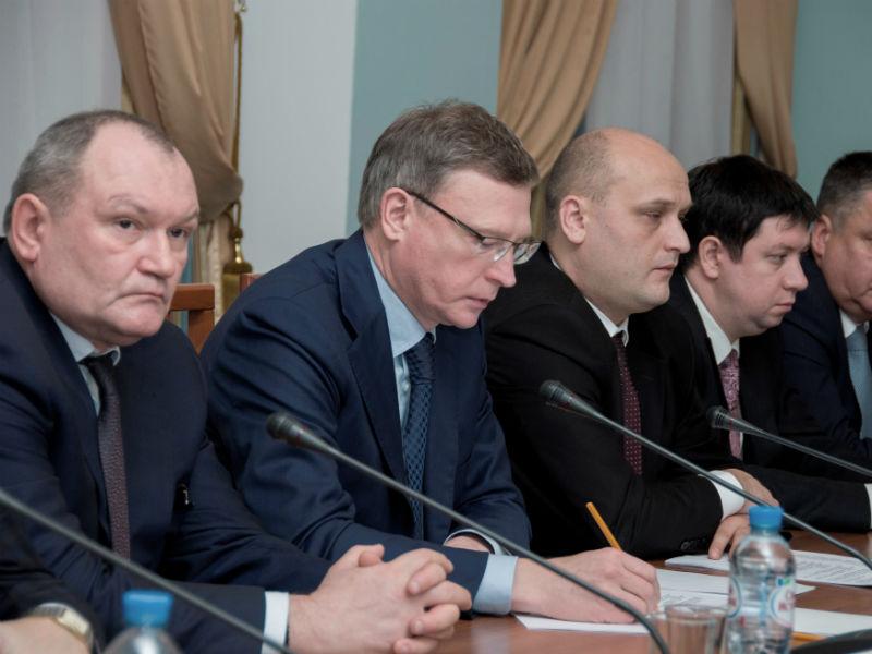 Омские оборонщики поведали Буркову, что хотят перейти намирную продукцию