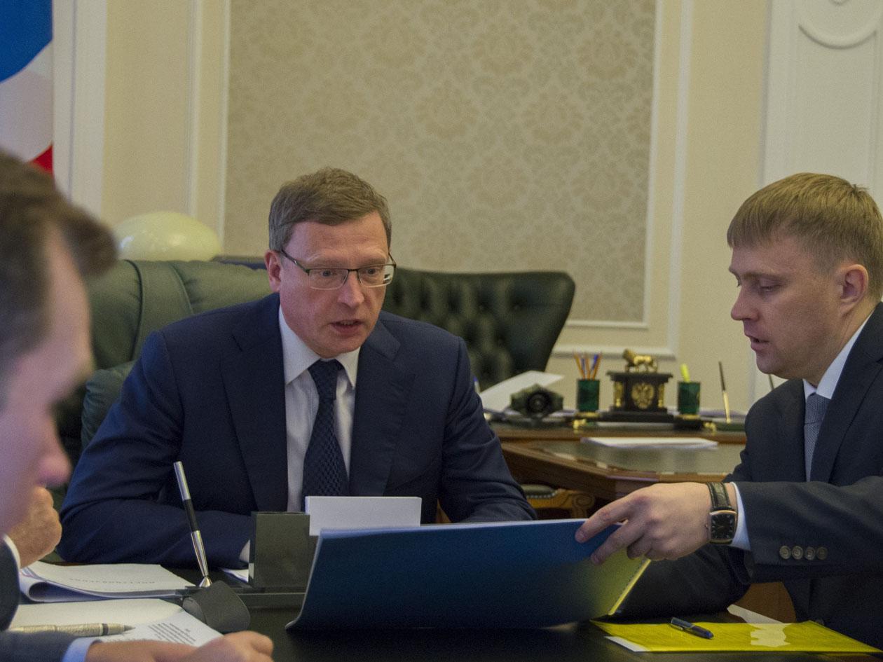Александр Бурков потребовал загод достроить омский Эрмитаж