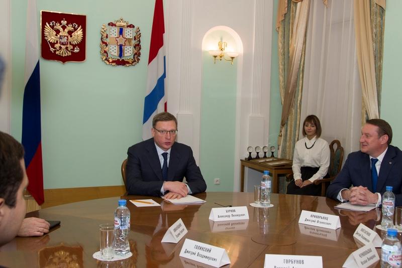 Сергей Фролов не будет мэром Омска