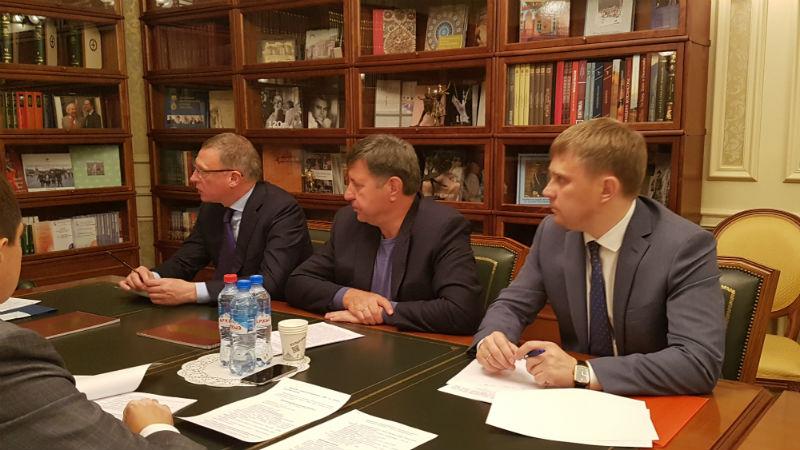 Владимир Мединский приедет наоткрытие омского драмтеатра «Галерка»