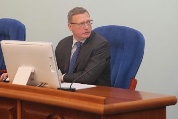 Бурков обновит омское правительство на 30 % #Политика #Омск