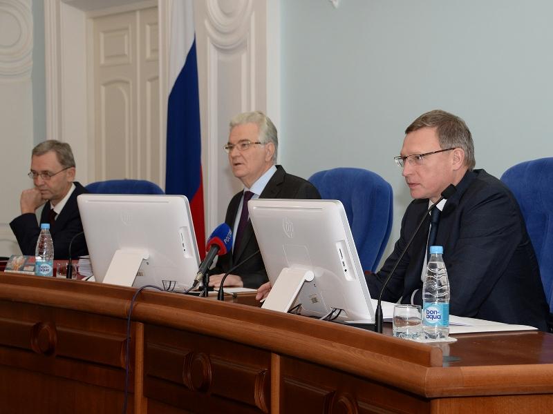 Бюджет Омской области девять месяцев подряд остается профицитным