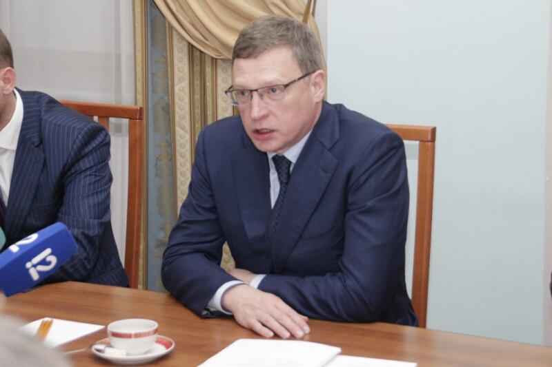 Александр Бурков прокомментировал «шоу» свыборами главы города Омска